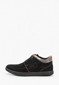 Ботинки, Goodzone, цвет: черный. Артикул: GO029AMGHMC0. Обувь / Ботинки / Низкие ботинки