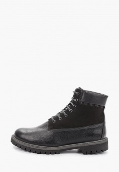 Ботинки, Goodzone, цвет: черный. Артикул: GO029AMGHMC8. Обувь / Ботинки