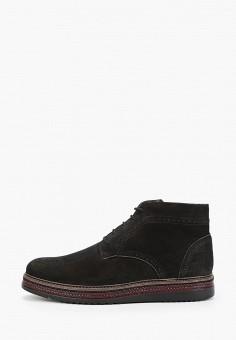 Ботинки, Goodzone, цвет: черный. Артикул: GO029AMGHMD8. Обувь