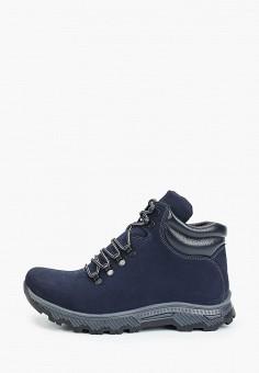 Ботинки, Goodzone, цвет: синий. Артикул: GO029AMGHMG3. Обувь / Ботинки / Низкие ботинки