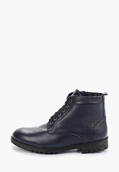 Ботинки, Goodzone, цвет: синий. Артикул: GO029AMGHMH2. Обувь