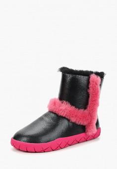 Полусапоги, Grand Style, цвет: черный. Артикул: GR025AWCFAG1. Обувь / Сапоги / Полусапоги