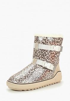 Полусапоги, Grand Style, цвет: бежевый. Артикул: GR025AWCWHY1. Обувь / Сапоги / Полусапоги