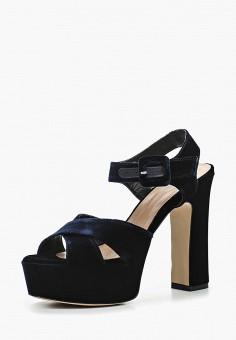 Босоножки, Grand Style, цвет: синий. Артикул: GR025AWSFN42. Обувь / Босоножки