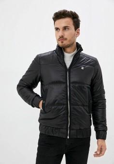 Куртка утепленная, G-Star, цвет: черный. Артикул: GS001EMKDFQ0. Одежда / Верхняя одежда / Демисезонные куртки