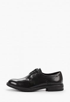 Туфли, Guido Grozzi, цвет: черный. Артикул: GU014AMGMAQ4. Обувь / Туфли