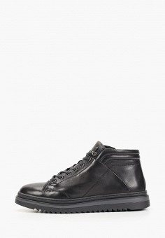Ботинки, Guido Grozzi, цвет: черный. Артикул: GU014AMHEEL1. Обувь / Ботинки