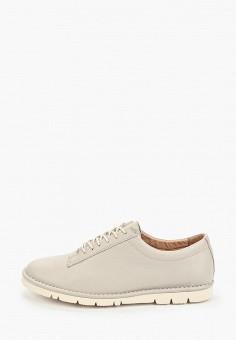 Ботинки, Guido Grozzi, цвет: серый. Артикул: GU014AMIGLL3. Обувь / Ботинки / Низкие ботинки