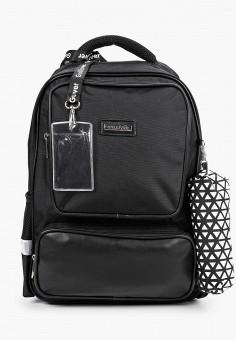 Рюкзак, Gulliver, цвет: черный. Артикул: GU015BKJOVG1. Мальчикам / Аксессуары