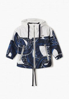 Куртка, Gulliver, цвет: синий. Артикул: GU015EBIBUZ1.