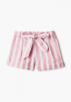 Шорты, Gulliver, цвет: розовый. Артикул: GU015EGIBUW1.