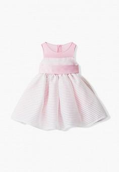 Платье, Gulliver, цвет: розовый. Артикул: GU015EGIBYA3.