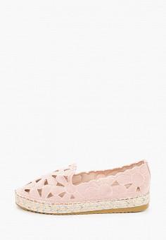 Эспадрильи, Guapissima, цвет: розовый. Артикул: GU016AWJDID5. Обувь / Эспадрильи