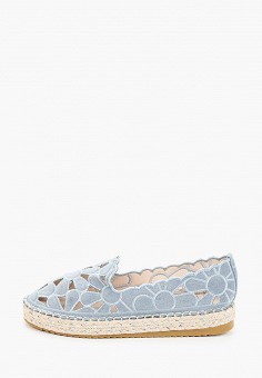 Эспадрильи, Guapissima, цвет: голубой. Артикул: GU016AWJDID6. Обувь / Эспадрильи