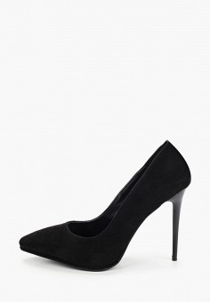 Туфли, Guapissima, цвет: черный. Артикул: GU016AWJDIG3. Обувь / Туфли / Лодочки
