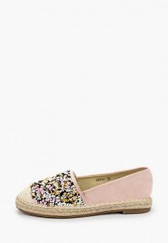 Эспадрильи, Guapissima, цвет: розовый. Артикул: GU016AWJHMP5. Обувь / Эспадрильи