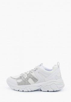 Кроссовки, Guess, цвет: белый. Артикул: GU460AWHJGK6.