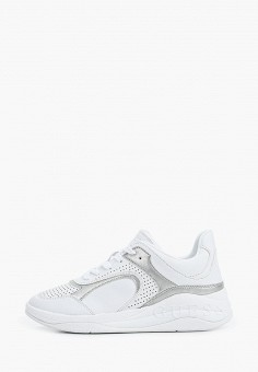 Кроссовки, Guess, цвет: белый. Артикул: GU460AWHJGR5.