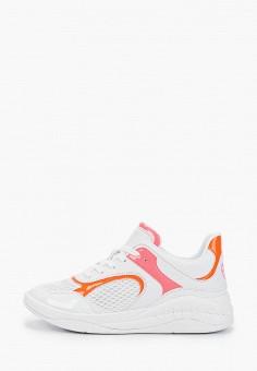 Кроссовки, Guess, цвет: белый. Артикул: GU460AWITIC1.