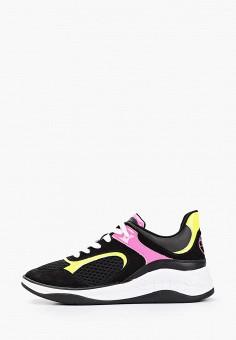 Кроссовки, Guess, цвет: черный. Артикул: GU460AWITIC2.