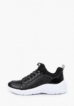 Кроссовки, Guess, цвет: черный. Артикул: GU460AWITIC4.