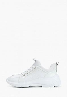 Кроссовки, Guess, цвет: белый. Артикул: GU460AWITIC5.