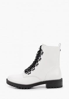 Ботинки, Guess, цвет: белый. Артикул: GU460AWJTYT7.