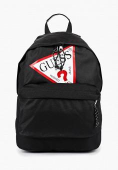 Рюкзак, Guess, цвет: черный. Артикул: GU460BKBTYT5.
