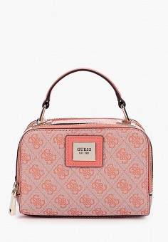 Сумка, Guess, цвет: розовый. Артикул: GU460BWHJHS2.