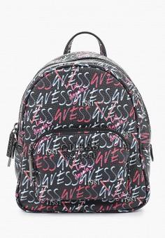 Рюкзак, Guess, цвет: черный. Артикул: GU460BWHJIW4.