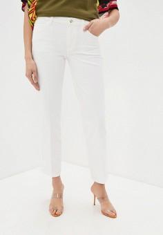 Джинсы, Guess Jeans, цвет: белый. Артикул: GU644EWJEES9. Одежда / Джинсы / Узкие джинсы