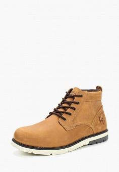 Ботинки, Happy Family, цвет: коричневый. Артикул: HA016AMCATG7. Обувь / Ботинки