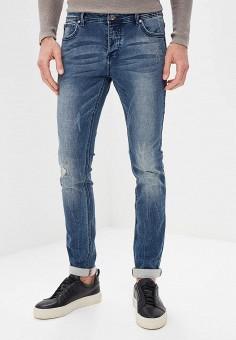 Джинсы, Haily's, цвет: синий. Артикул: HA022EMCVXF6. Одежда / Джинсы / Зауженные джинсы