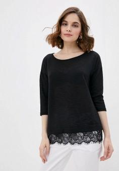 Джемпер, Haily's, цвет: черный. Артикул: HA022EWJALF1. Одежда / Джемперы, свитеры и кардиганы / Джемперы и пуловеры / Джемперы