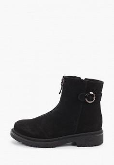 Ботинки, HCS, цвет: черный. Артикул: HC077AWGYRL1. Обувь / Ботинки / Высокие ботинки