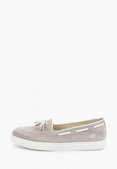 Лоферы, HCS, цвет: бежевый. Артикул: HC077AWIQOY6. Обувь / Туфли / Лоферы
