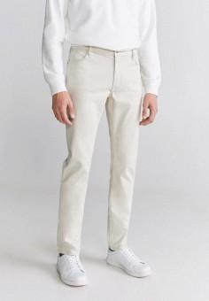 Джинсы, Mango Man, цвет: белый. Артикул: HE002EMIJLV2.