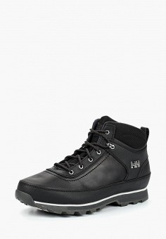 Ботинки, Helly Hansen, цвет: черный. Артикул: HE012AMCJRS7.