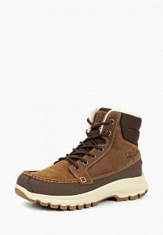 Ботинки, Helly Hansen, цвет: коричневый. Артикул: HE012AMCJRV0.