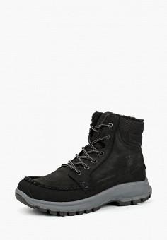 Ботинки, Helly Hansen, цвет: черный. Артикул: HE012AMCJRV1. Обувь / Ботинки / Высокие ботинки