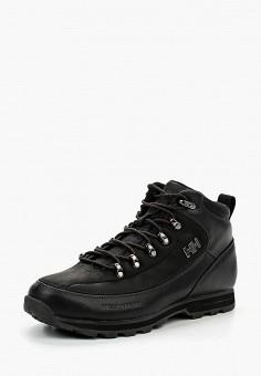 Ботинки, Helly Hansen, цвет: черный. Артикул: HE012AMFOK32. Обувь / Ботинки / Низкие ботинки
