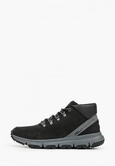 Ботинки, Helly Hansen, цвет: черный. Артикул: HE012AMFPZX9. Обувь / Ботинки / Высокие ботинки