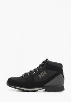 Ботинки, Helly Hansen, цвет: черный. Артикул: HE012AMFPZY2. Обувь / Ботинки / Высокие ботинки