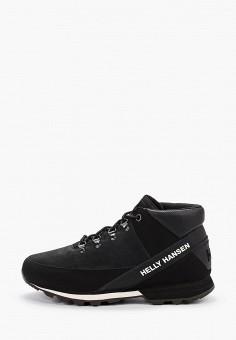 Ботинки, Helly Hansen, цвет: черный. Артикул: HE012AMFPZY5.