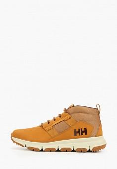 Ботинки трекинговые, Helly Hansen, цвет: коричневый. Артикул: HE012AMFQAB2.