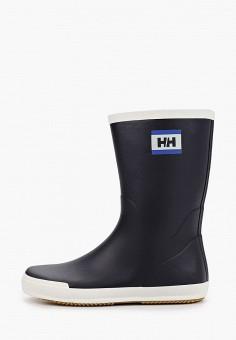 Резиновые сапоги, Helly Hansen, цвет: синий. Артикул: HE012AMJHPO1.