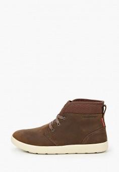 Ботинки, Helly Hansen, цвет: коричневый. Артикул: HE012AMKGQH4.