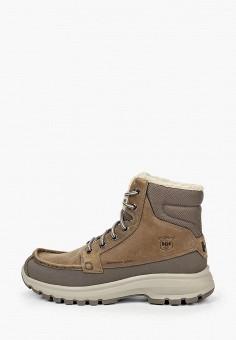 Ботинки, Helly Hansen, цвет: коричневый. Артикул: HE012AMKGQH5.