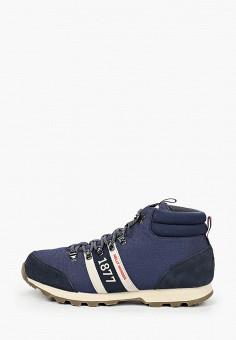 Ботинки, Helly Hansen, цвет: синий. Артикул: HE012AMKGQV0. Обувь / Ботинки / Высокие ботинки