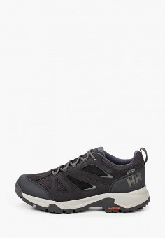 Ботинки трекинговые, Helly Hansen, цвет: черный. Артикул: HE012AMKGQW1.